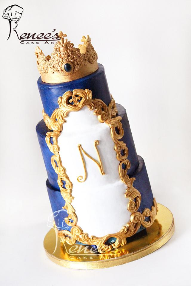 Royal Themed 1st  Birthday