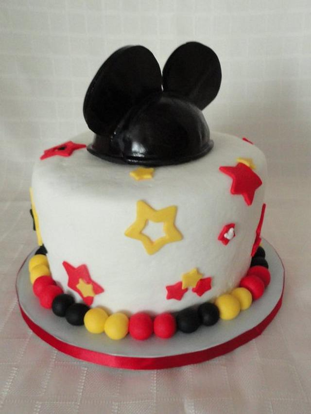 Mickey Mouse First Birthday