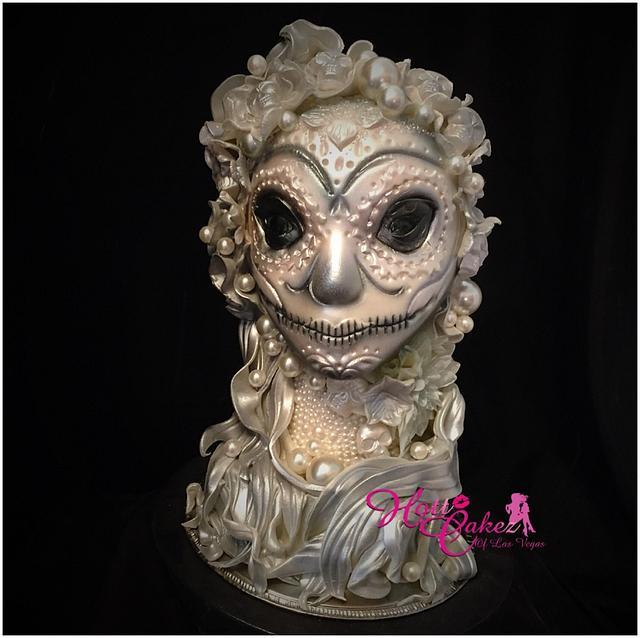 Sugar Skull Bakers- Luxe Skull