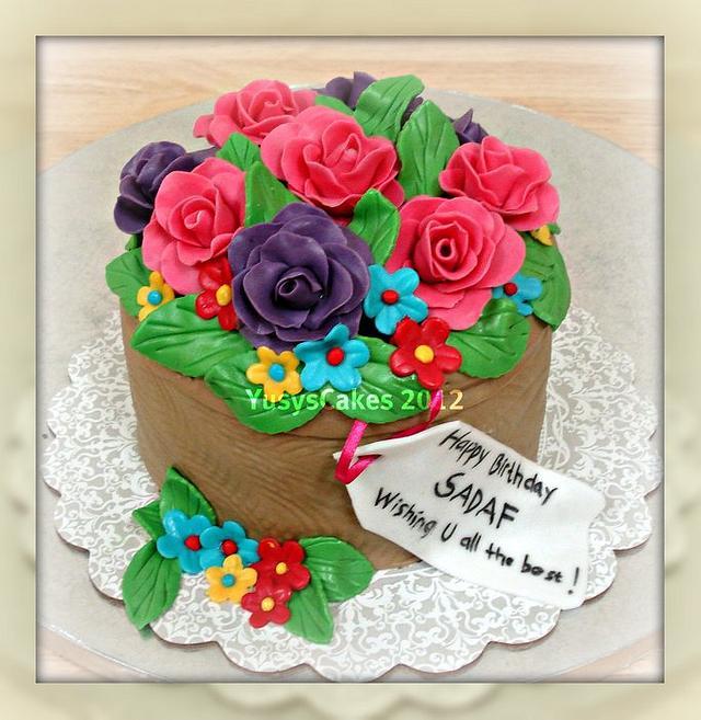 Rosses Pot Cake