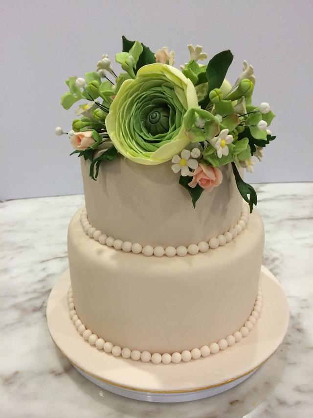Engagement, Cake