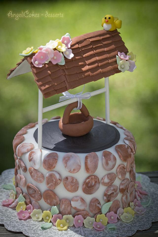 The Wishing Well Cake