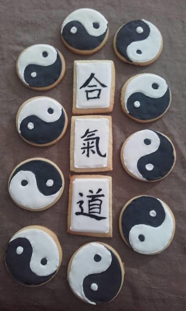 aïkido cookies