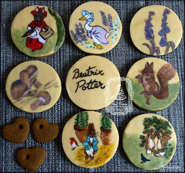 CPC Beatrix Potter Collaboration