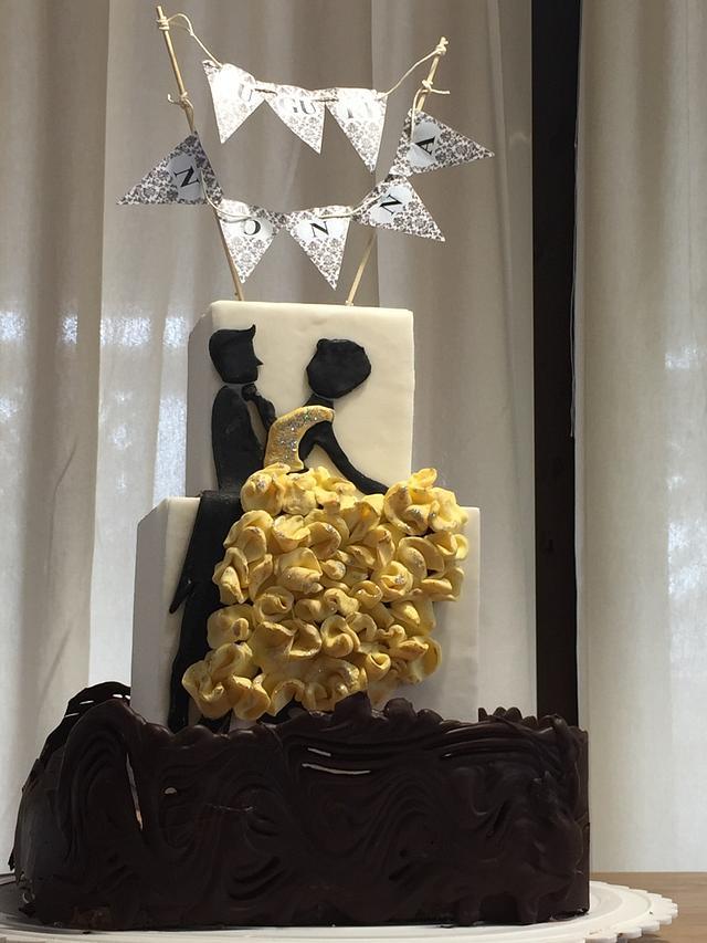 Dance cheesecake