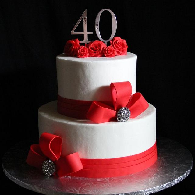 Masters 40th Anniversary