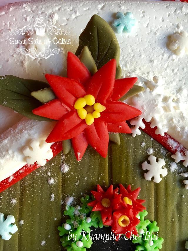 Christmas Love Birds @Advent Calendar 2016 Collaboration