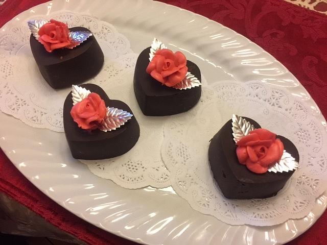 Little Valentine Hearts