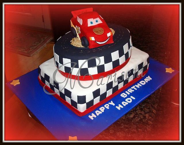 Lightning McQueen Birthday
