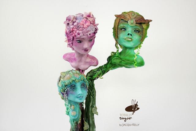 The 3 Sprites Sugar Myths & Fantasies 2.0 collab