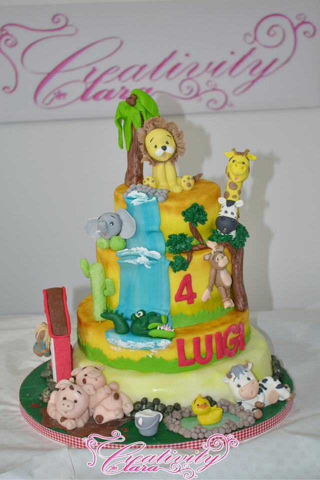 farm cake - torta fattoria