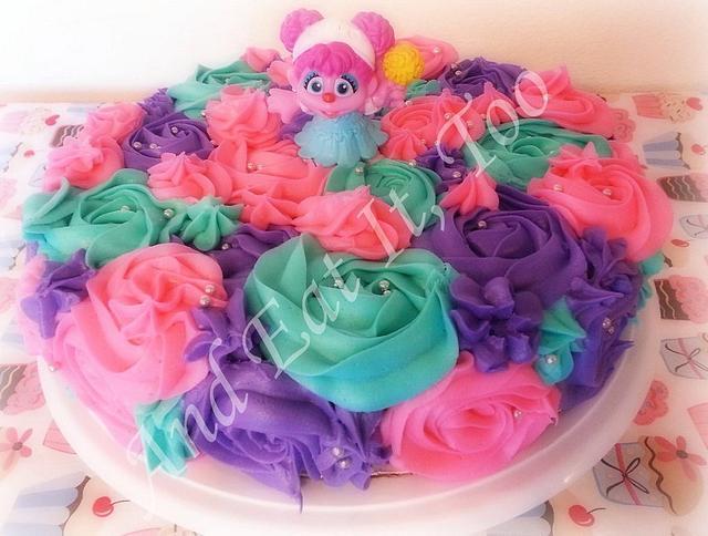 Prime Abby Cadabby 1St Birthday Cake Cake By And Eat It Too Cakesdecor Personalised Birthday Cards Veneteletsinfo