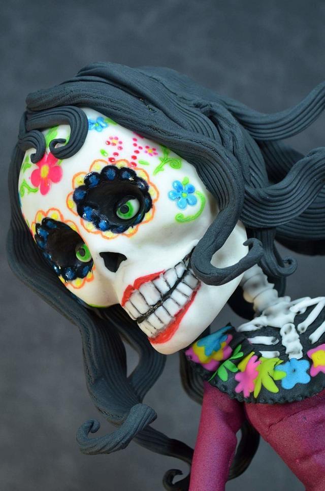 Collaboration Sugar Skull Bakers