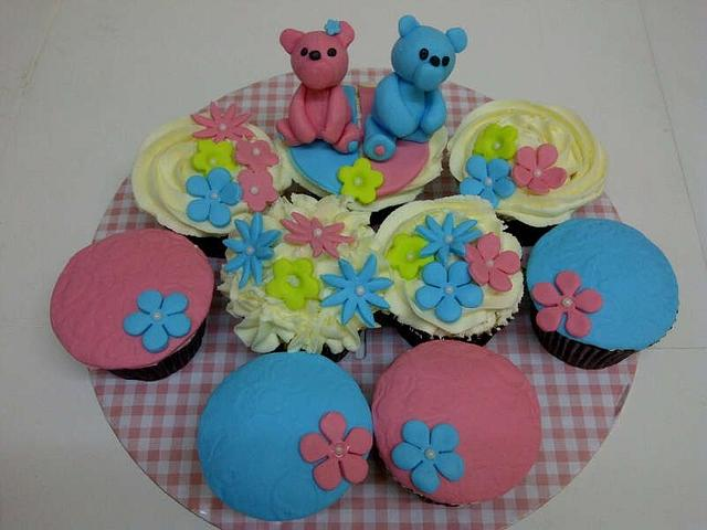 teddy bear cuppies