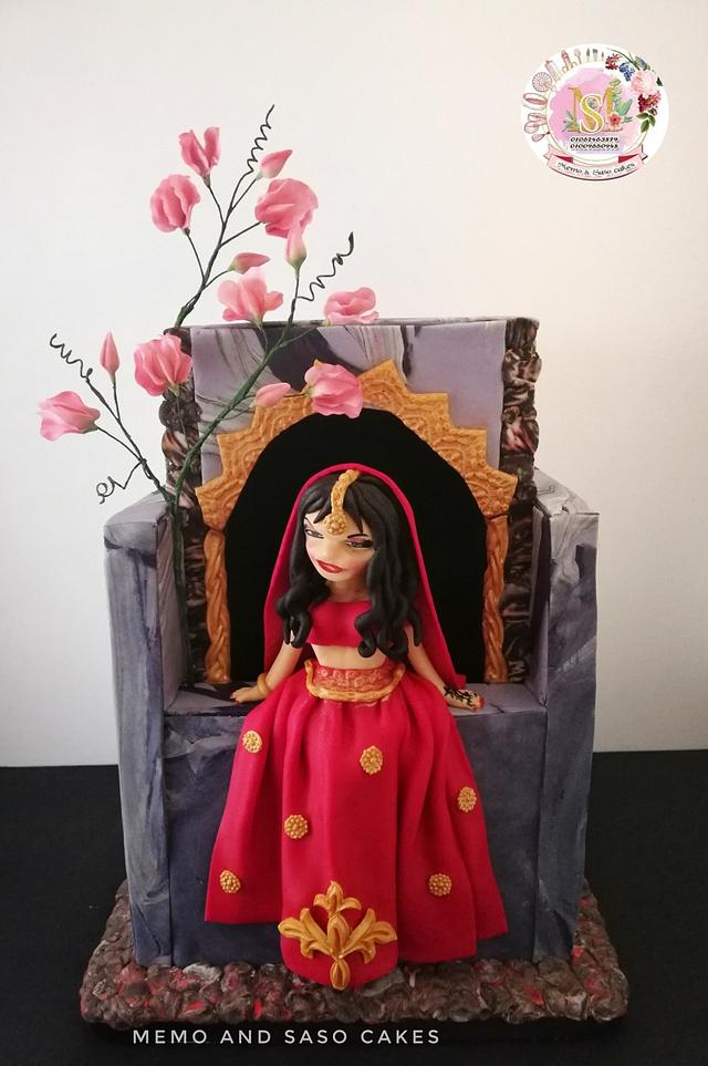 Beautiful Sri Lanka collaboration - beautiful bride