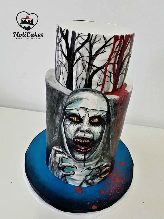 Conjuring cake
