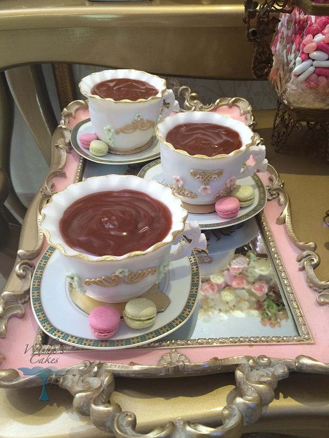 A CUP OF TEA?