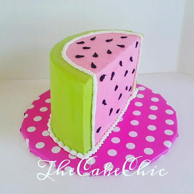Watermelon 1st birthday