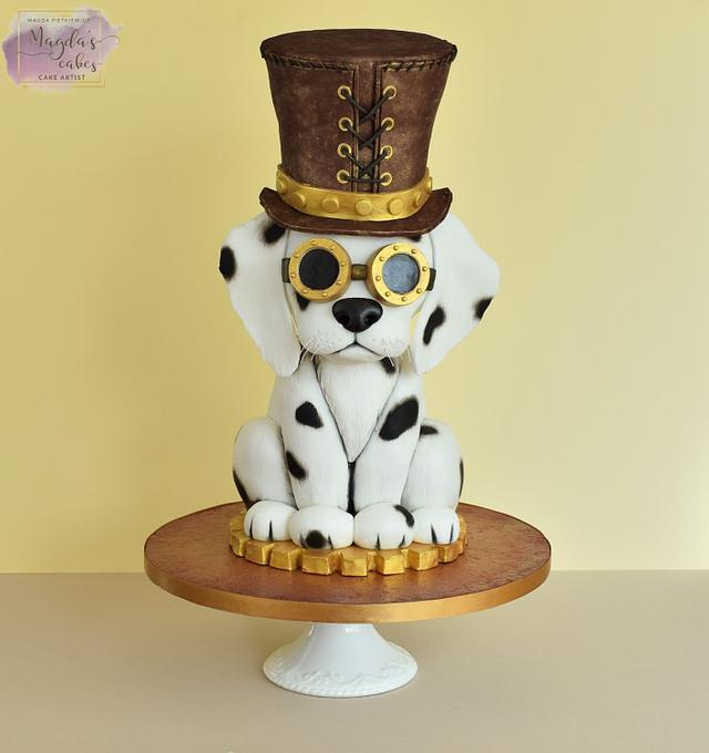 Vicky - Steam Cakes - Steampunk Collaboration