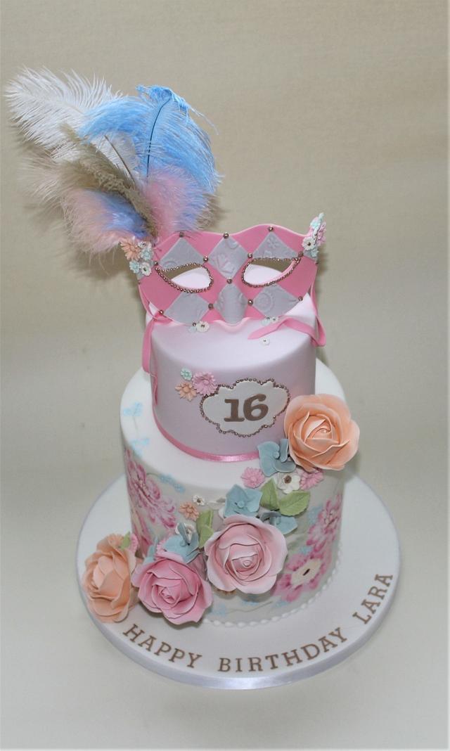 Prime Masquerade Birthday Cake Cake By Erika Cakes Cakesdecor Funny Birthday Cards Online Alyptdamsfinfo