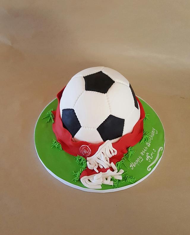 Cool 26Th Birthday Cake Cake By The Custom Piece Of Cake Cakesdecor Funny Birthday Cards Online Necthendildamsfinfo