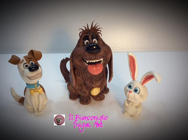 """""""Sweet Max and Friends""""  from (The Secret Life of Pets)"""