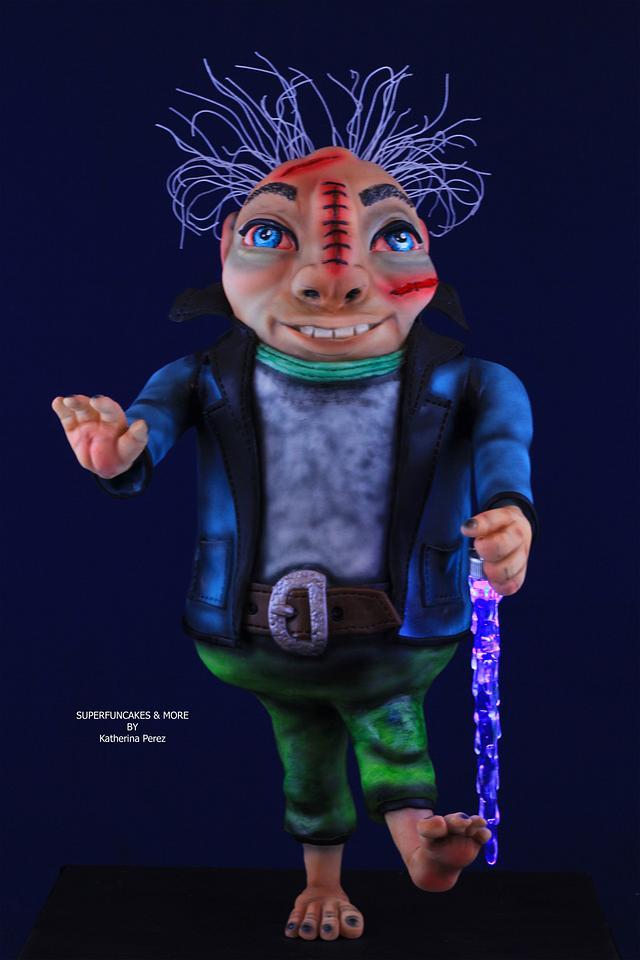 Leo - CPC Halloween collaboration