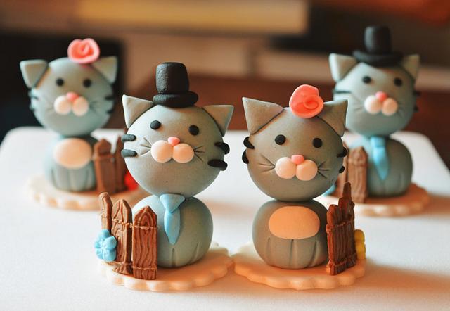 Kitties topper