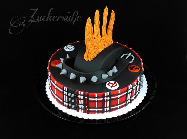 Punk Cake