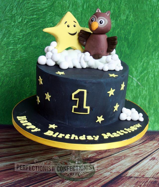 Matthew - Super Simple Learning Birthday Cake