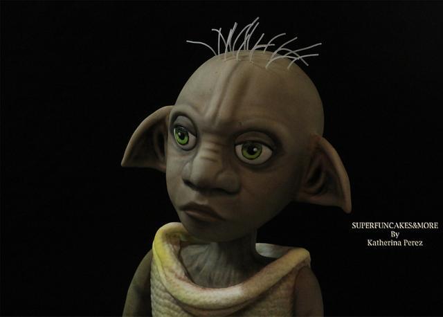 Hogwarts Cake Challenge - Dobby