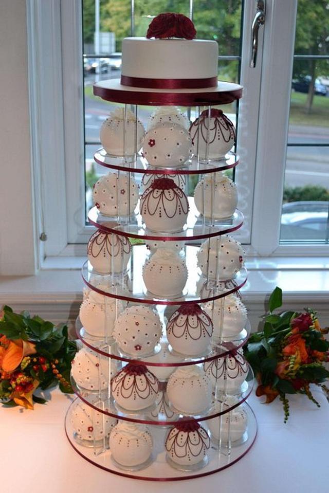 Temari Wedding Cakes