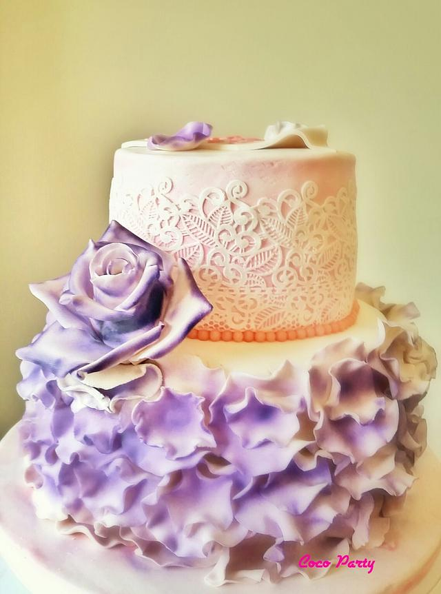 When passion meets with cake