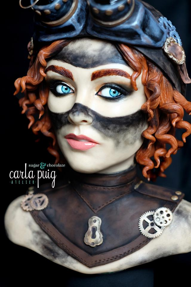Steampunk Cakes Collaboration