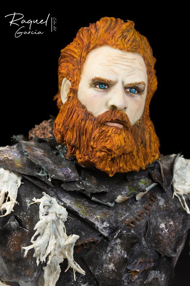 TORMUND (Cake of Thrones)