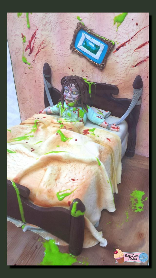 The Exorcist.  Finally finished.