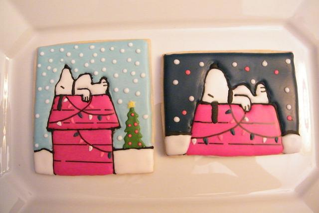 Charlie Brown Christmas - Vintage Snoopy