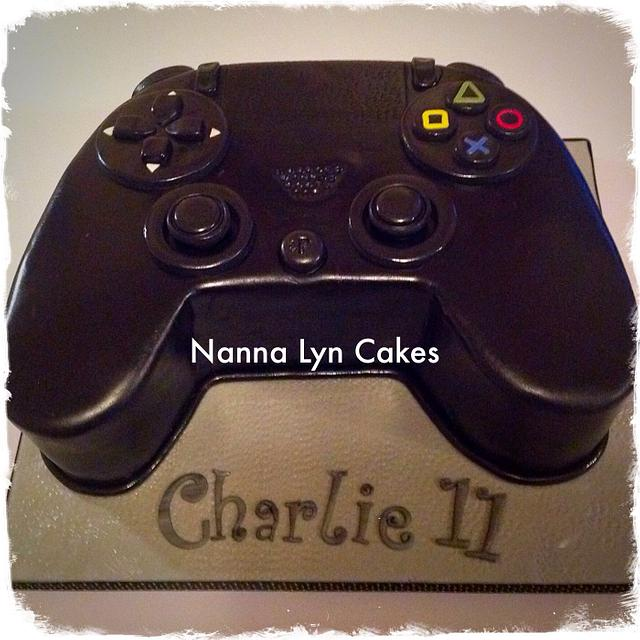 Gamers cake