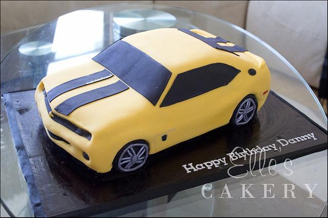 Transformers Bumblebee Camaro!