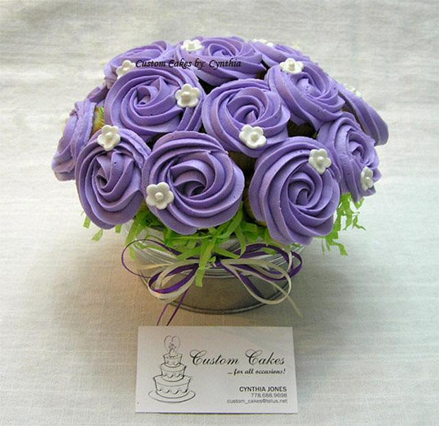 Cupcake Bouquet ...