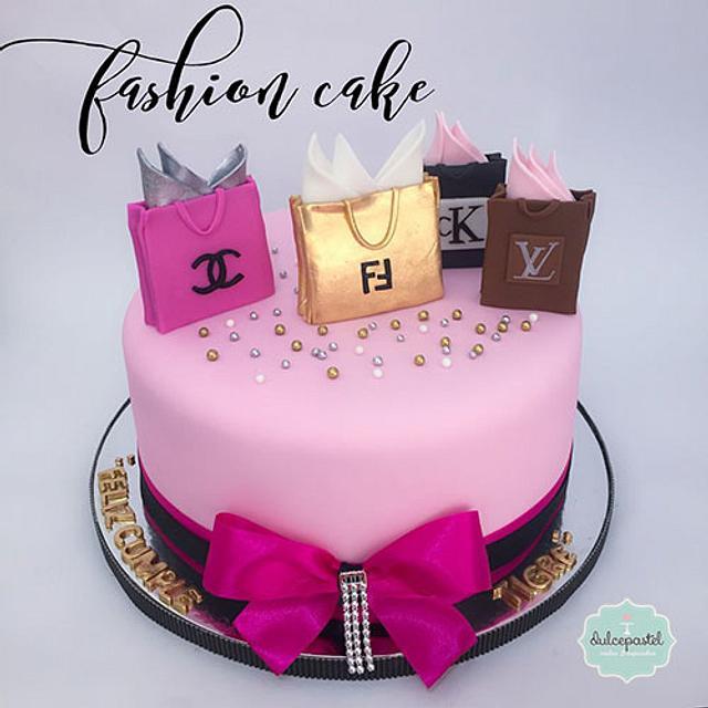 Torta Fashion Cake
