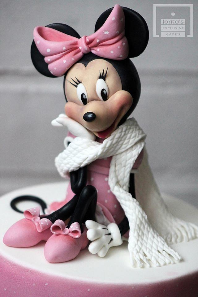 Winter Minnie