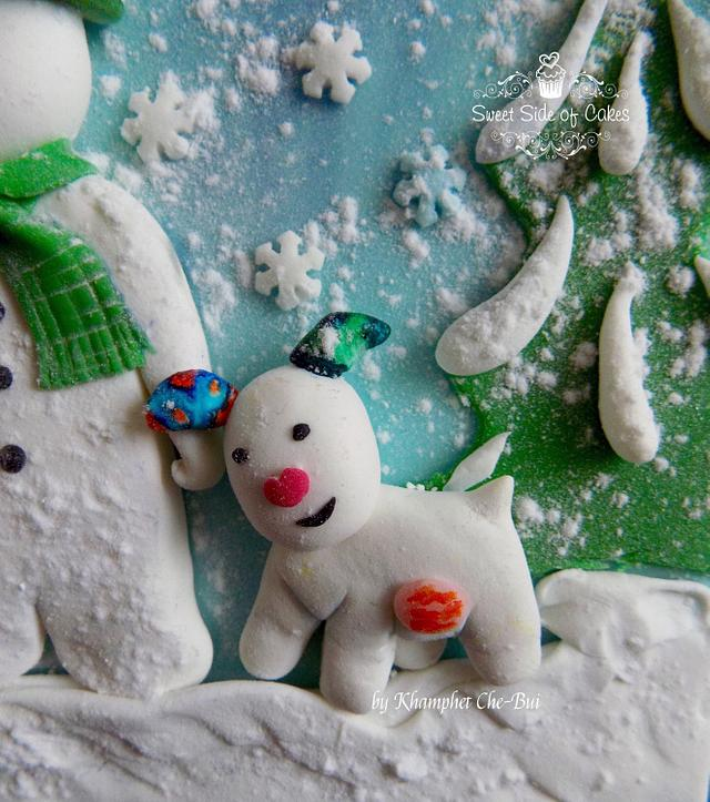 The Snowman - Home for the Holidays Collaboration