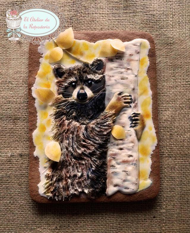 Colaboración Animal Rights (Raccoon)