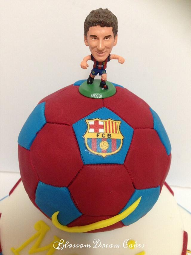 Messi for Finley