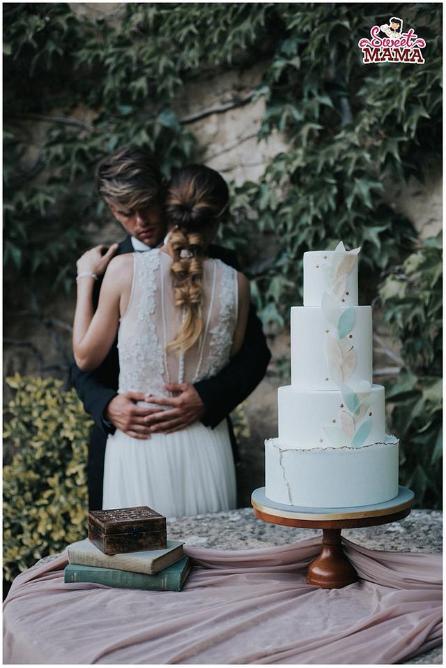 Sweet Decadence Wedding Cake