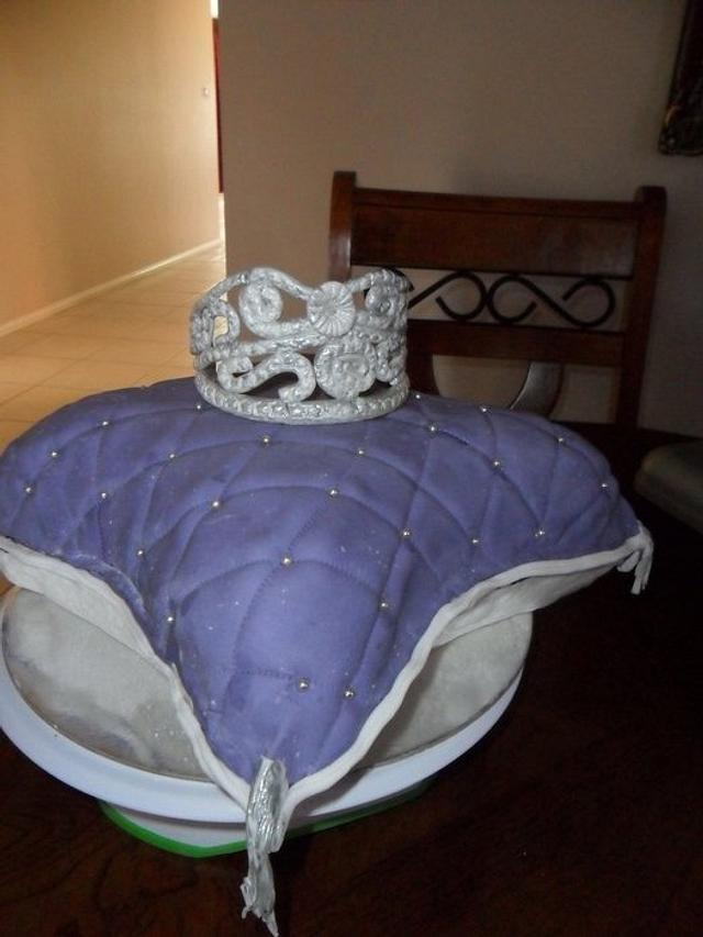 Pillow Cake!