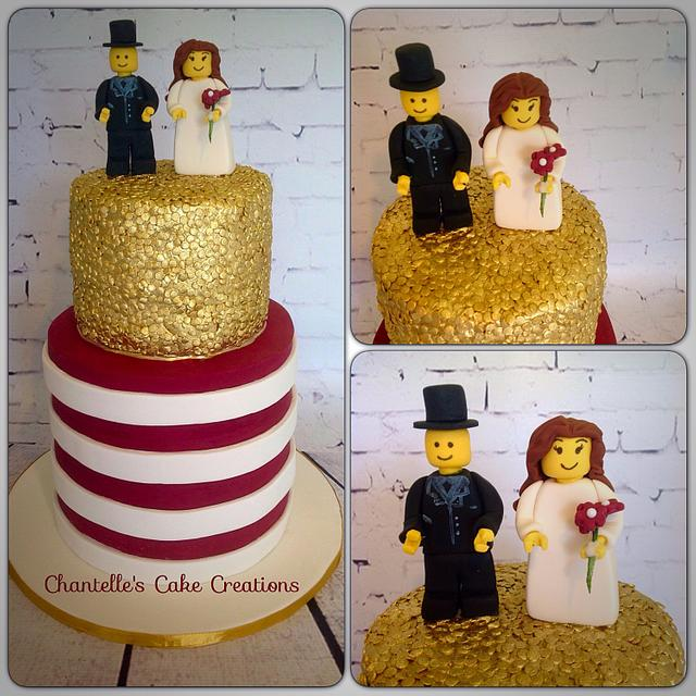 Mr and Mrs Lego
