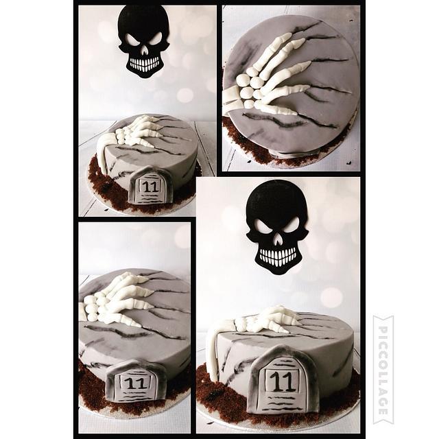 Horor cake