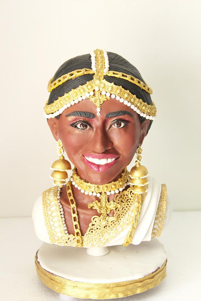 Maheshi - Sinhalese Bride for Beautiful Sri Lanka Collaboration